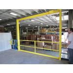 Vertical Safety Gate