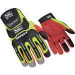 Anti-Vibration Gloves 2XL Hi-Vis Green PR