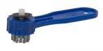 Side Terminal Battery Cleaner, Coil Spring Cutter, Pack of 6