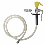 Drench Hose, Wall Mounted
