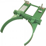 Auto Grip Lift Truck Attachment, Green, 1500 lbs. Load Cap.