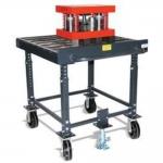 Adjustable Die Cart, Floor Lock, 1000 lbs. Load Cap.
