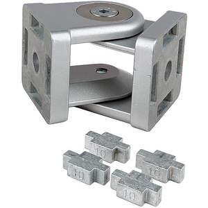 80/20 14018 Pivot Joint 40 Series Width 1-9/16 Inch | AA7XUU 16U367