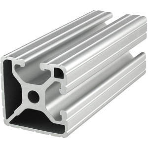 80/20 1502-145 Framing Extrusion T-slotted 15 Series | AF8ZUE 29NZ76