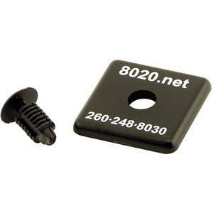 80/20 2015-2 End Caps For 1010 - Pack Of 2 | AC3BNJ 2RCR7