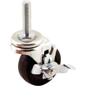 80/20 2299 Swivel Caster With Brake For Extrusions | AC3BPM 2RCV6