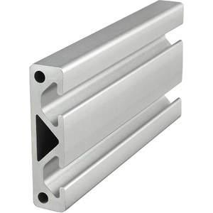 80/20 25-5013-4M Framing Extrusion T-slotted 25 Series | AF8ZUN 29NZ86