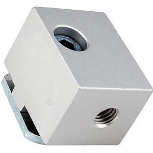 80/20 40-2425 Panel Mount Block 40 Series Width 1 Inch | AA7XTR 16U341