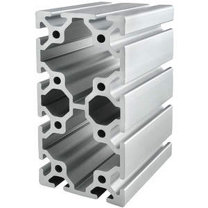 80/20 40-8016-4M Framing Extrusion T-slotted 40 Series | AF8ZUW 29NZ93
