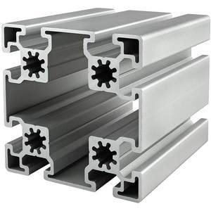 80/20 45-9090-4M Framing Extrusion T-slotted 45 Series | AF8ZVC 29NZ99