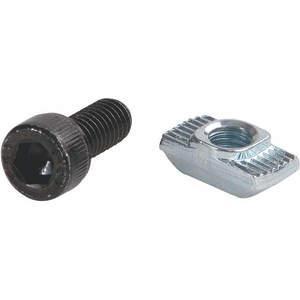 80/20 75-3593-6 Shcs Znut - Pack Of 6 | AE4EWK 5JRH9