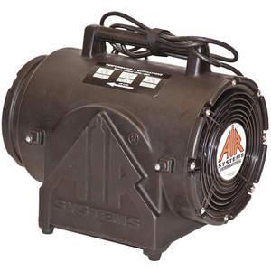 8 Inch explosion proof exhaust fan, AIR SYSTEMS INTERNATIONAL | CVF-8EXP Confined Space Axial Fan, 1/3 HP | AA6YRN 15E892