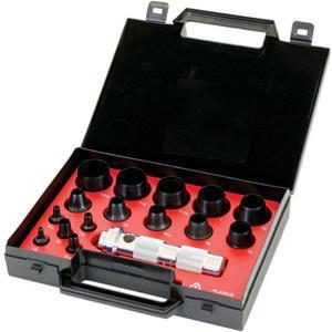 ALLPAX AX1301 Standard Hollow Punch Kit, 16 Piece   AG8XVN