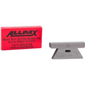 ALLPAX AX1601 Heavy Duty Cutting Blades, 2 Inch Length x 1.1 Inch Width   AG8XTV