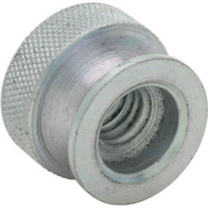 ALLPAX AX1618 Knurled Nut For Pivot Post, 3/4 Inch Length x 3/4 Inch Width | AG8XUB