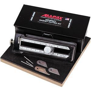ALLPAX AX2010 Compact Gasket Cutter Kit, 1/4 Inch to 6 Inch   AG8XTT