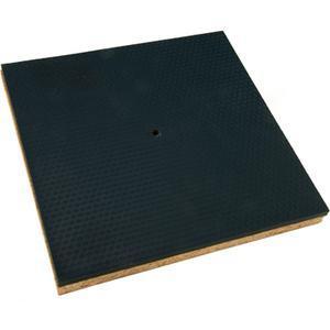 ALLPAX AX2520 Cutting Board, 6 Inch Length x 6 Inch Width | AG8XUY