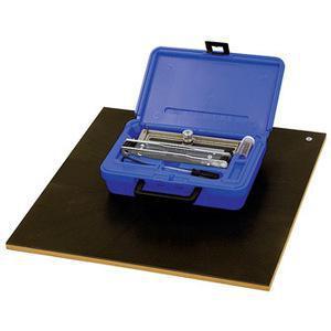 ALLPAX AX4040 Medium Duty Gasket Cutter Kit, 1 Inch to 49 Inch | AG8XTL
