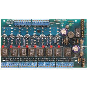 ALTRONIX ACM8CB Access Power Controller 8 Ptc Trigger | AD9KHH 4TEF2