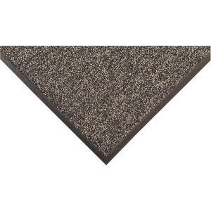 APACHE MILLS 0105017023x5 Carpeted Entrance Mat Gray 3 x 5 Feet | AC8FXW 39R822
