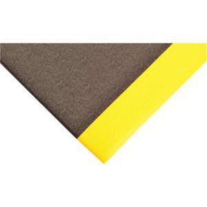 APACHE MILLS 2026309033x5 Antifatigue Mat 3 x 5 Feet Black With Yellow | AC8FXN 39R815