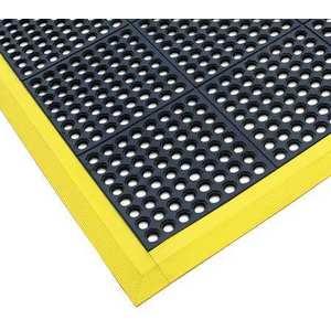 APACHE MILLS 392790937 Rubber Border Yellow 3 Inch x 3 Feet 3 Inch | AC8FWM 39R787
