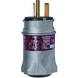 APPLETON ELECTRIC ECP-2023 Plug 125v 20a 2w 3p 5-20p | AA3XXZ 11Y363