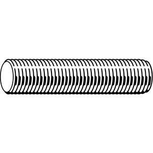 APPROVED VENDOR U55070.037.7200 Threaded Rod Stainless Steel 3/8-16x6 Feet | AD9EPP 4RDL9