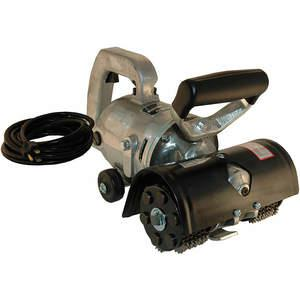 AURAND M5 1 Electric Handheld Scarifier, Clean Area 8 In. | AG8DBY 29FW85