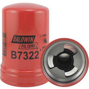 BALDWIN FILTERS B7322 Oil Filter Length 5 15/16 In | AD3BXP 3XUH3