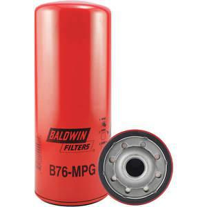 BALDWIN FILTERS B76MPG Full-flow Oil Filter Spin-on/max | AC3FYK 2TCX5