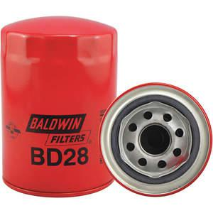 BALDWIN FILTERS BD28 Oil Filter Spin-on/dual-flow | AC3FRJ 2TCA7