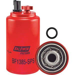 BALDWIN FILTERS BF1385-SPS Fuel Filter Spin-on/separator | AE2WAW 4ZPV8