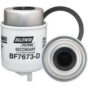 BALDWIN FILTERS BF7673-D Fuel Filter Element/secondary/coalescer | AC2KZQ 2KYB7