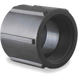 BANJO CPLG300 Pipe Coupling 3 Inch Fpt 150 Psi Black | AB2KDQ 1MJX6