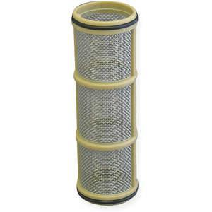BANJO LS120 Screen 20 Mesh Y Strainer 1-1 1/4 In | AC8UAD 3DUA4