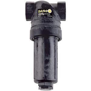 BANJO LST125-80 T Line Stainer 1 1/4 Inch Fnpt 80 Mesh | AC8TZB 3DTX9