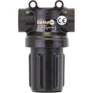 BANJO LSTM050-80 Mini T-line Strainer 1/2 Inch 80 Mesh | AC8UBB 3DUE7