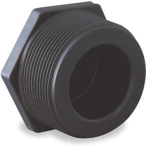 BANJO PLUG300 Pipe Plug 3 Inch Mpt 150 Psi Black | AB2KFP 1MKA7