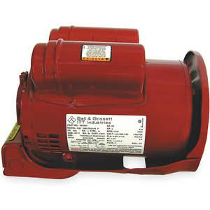BELL & GOSSETT 169232 Power Pack 1 Hp 1725 Rpm 115/208 To 230v | AC8MJT 3CFE4