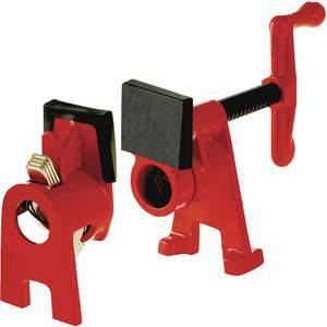 BESSEY Pipe Clamp | BPC-H12 Pipe Clamp, H-Style 1-1/2 Inch | AH3KVN | 32PJ62