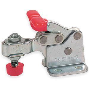 DESTACO 309-U Hold-Down Horizontal U-Bar Clamp, Steel, Flanged Base | AC8PEG 3CWX6