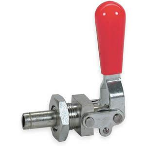 DESTACO 604-SS Straight Line Clamp, Stainless Steel, Flanged Base | AC8PLN 3CXU1