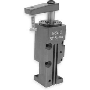 DESTACO 8115 Block Style Pneumatic Swing Clamp, Right-Hand Swing, 22 Lb | AC8PJG 3CXK2