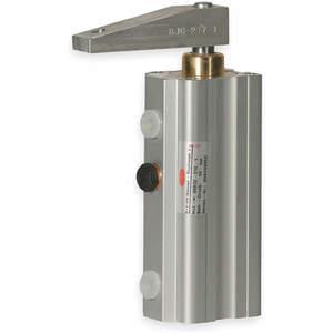 DESTACO 89R63-025-2 Pneumatic Swing Clamp, 58 Mm Stroke, 154 Lb | AC8PJV 3CXL6