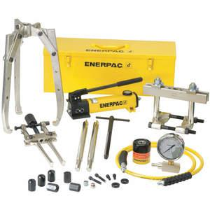 ENERPAC BHP1752 Hydraulic Puller Set 8 Ton Capacity 10 Pc | AC3DXZ 2RV25