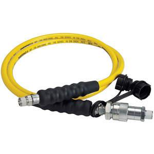 ENERPAC HC7206B Hydraulic Hose Thermoplastic 1/4 6 Ft   AG6RNJ 46C597