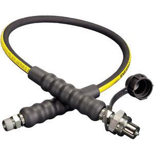 ENERPAC HC9203 Hydraulic Hose Rubber 1/4 3 Ft   AG6RNK 46C599