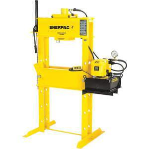 ENERPAC IPE15065 Hydraulic Press 150 Ton Electric Pump | AF8FLF 25TU62