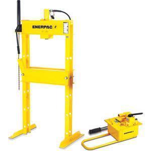 ENERPAC IPH5080 Hydraulic Press 50 Ton Manual Pump   AF8FLU 25TU75